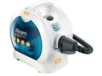 Vax S5 steam cleaner and attachments
