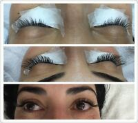 eyelash extension $50 for new client