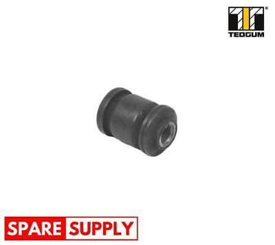 SUSPENSION, PANHARD ROD FOR NISSAN TEDGUM 00467886