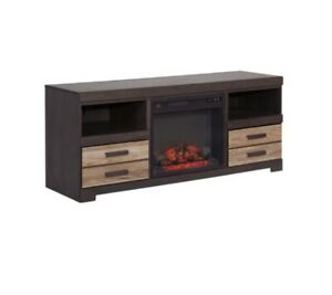 Tv stand w heater
