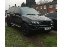 BMW X5 for px or swap