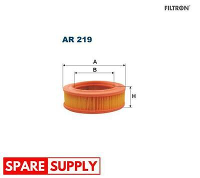 AIR FILTER FOR BEDFORD FORD TRIUMPH FILTRON AR 219