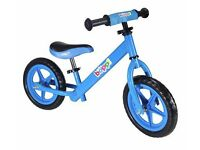 Brand New Boppi Metal Balance Bike