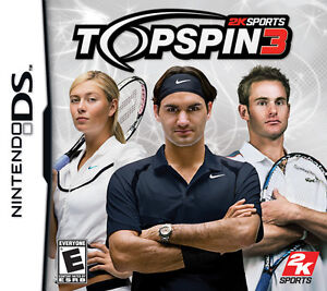 Nintendo DS - TOPSPIN3 & MY SIMS London Ontario image 2