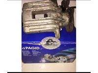 Vw passat rear calipers