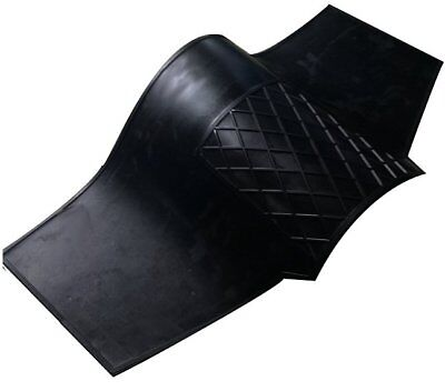 Universal Rear Tunnel Car Mat Rubber Hard Wearing Carpet Fit All Models