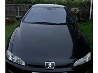 Peugeot 406 coupes petrol 2.2 litre