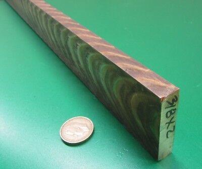 954 Bronze Oversize Flat Bar 38 Thick X 2.0 Wide X 36.0 Length