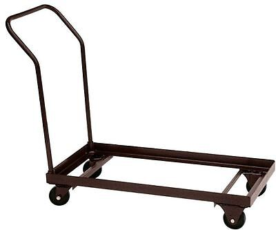 Correll Flat Stacking Folding Chair Truck Steel Storage Cart Dolly C1940 19x40