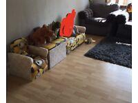 Kids furniture minions set