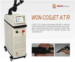 FOR SALE: WONTECH Cosjet-ATR Laser - YAG Oakleigh East Monash Area Preview