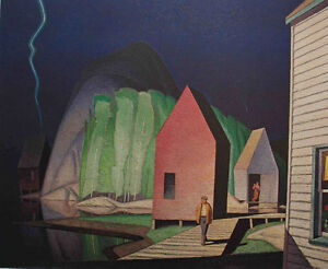 """A.J. Casson Limited Edition """"Prelude"""""""