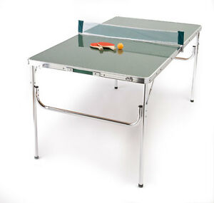 mini ping pong table ebay. Black Bedroom Furniture Sets. Home Design Ideas