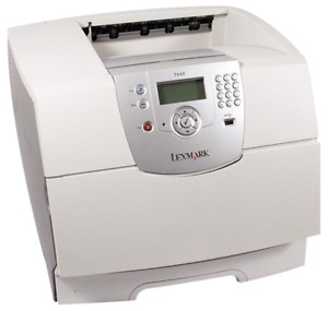 LEXMARK T640 PRINTER USED ONE