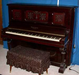 buying kitchen cabinets 1897 bush and gerts cabinet grand upright piano ebay 1897
