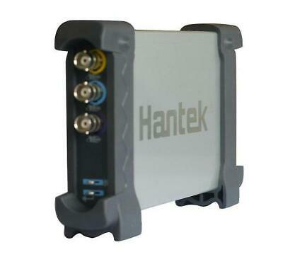 Hantek 6000be Series Pc Usb 2ch Digital Oscilloscope 20mhz-200mhz 48-250msas