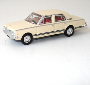 *NEW* 1963 Valiant AP5 Bow White 1:87 Diecast Model Car - Cooee