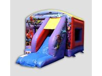 BOUNCY CASTLE HIRE/ POPCORN & CANDY FLOSS/ SLUSH PUPPY MACHINES/PHOTO BOOTHS & much more...