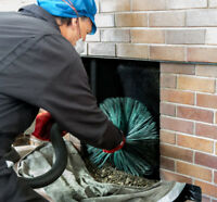 Chimney Sweeping (Very Experienced)