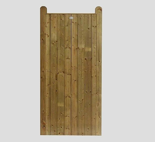 3ft x 6ft Horn Tongue & Groove Fully Framed Heavy Duty Garden Gate Only £120.00 Call 0161 962 9127