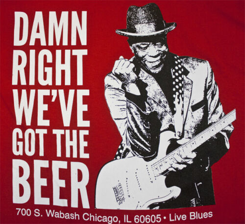 "Official Buddy Guy Ltd Edt. Buddy Brew ""Damn Right We"