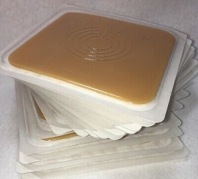 15 Convatec 21712 Skin Barriers 4x 4 Wafers
