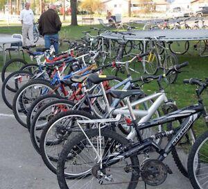 BIKES BIKES BIKES TODAY & ALL WEEK LONG ONE BIG STREET BIKE SALE