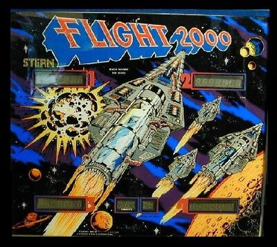 FLIGHT 2000 Pinball Complete LED Lighting Kit SUPER BRIGHT PINBALL LED KIT