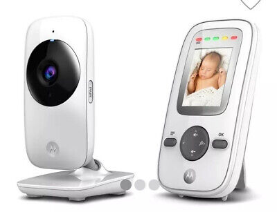 "Motorola 2"" Video Baby Monitor UKMBP481 Brand New Original Special Offer❤️SALE❤️"