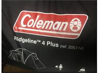 Coleman Ridgeline Tent ⛺️ RRP £250