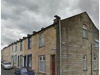 Gordon Street Burnley - 2 bedroomed Terrace big enough for 3 people - 2 weeks rent free