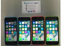 Apple iPhone 5c | 8GB | Unlocked | £95 | Free Tempered Glass | Limited Stock Available