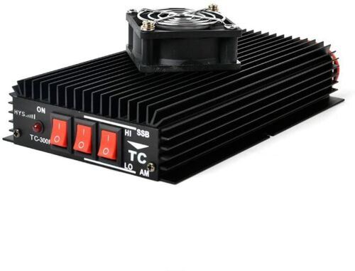 KYS TC-300N (3-30MHz) AMPLIFIER WITH TOP FAN INCLUDED 140-160 PEP