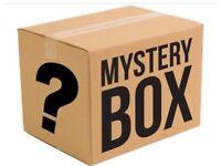 Mystery box lucky dip