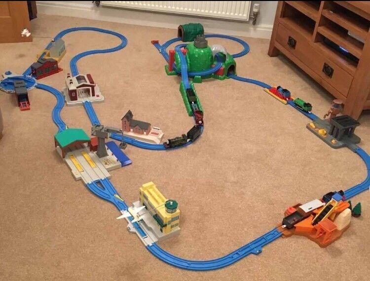 Tomy Thomas trainset