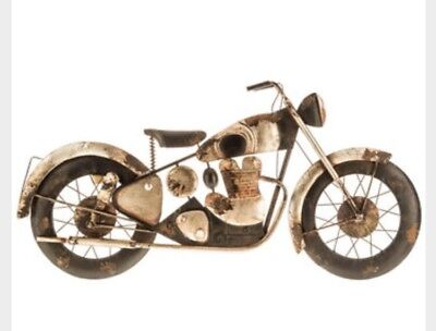 Harley Motorcycle collectable metal wall decor
