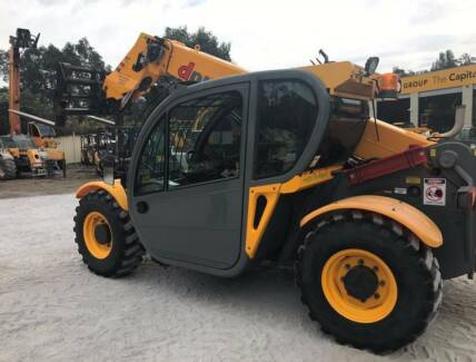 Dieci Poultry Pro Used telehandler excellent condition