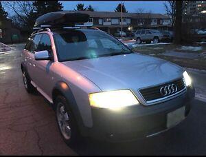 2002 Audi All road Fully Loaded Quattro E-Tested