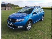 Dacia Step way Ambience 2015 31,000 miles £6,200