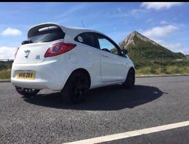 Ford KA Zetec white (start/stop) LOW MILES