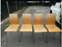 4 Italian style chairs for sale