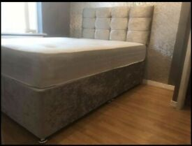 BRAND NEW DIVAN BEDS AND MATTRESS+FREE DELIVERY🚚