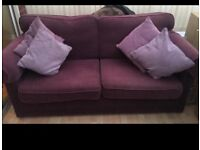 Two Seater Sofa bed for sale