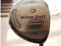Wilson Staff Pd45 8.5 Gold Driver