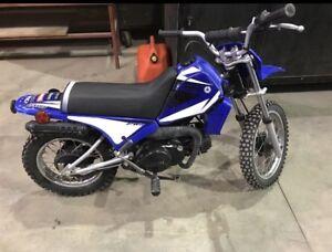2004 Yamaha PW80