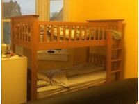 Mark's and Spenser Bunk bed