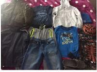 Big bundle if boy clothes 7/8/9 Nike,Next 20items