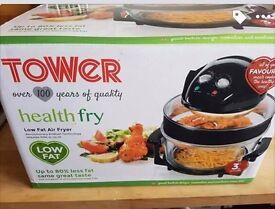 tower healthy fryer
