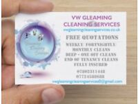Reliable, professional, friendly Cleaner