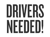 Delivery drivers needed required for busy indian takeaway in nottingham